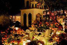 México Dia de Muertos. Day of the Dead. / Hermosa Tradición...