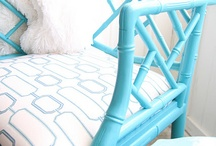 Baby Blue Chair