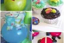 Birthday Party- Bug Theme