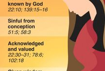 Truths From God's Word / Pins here are doctrines, theology, and encouragement from the Bible.