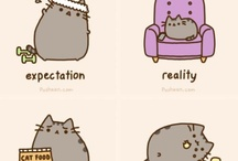 Pusheen&Friends