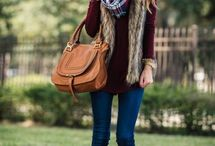 Casual Fall/Winter Wear