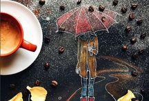Café `~ Koffie ☕ Art