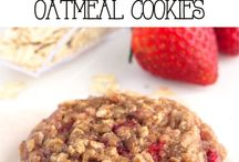 cookies strawberry