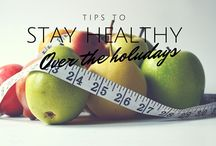 Healthy Living / This a motivational board about my journey to a healthier lifestyle.