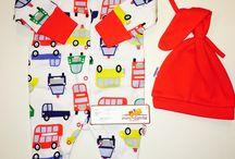 MILI DAMLA, baby oblečko / Pre novorodencov ale aj väčšie deťúrence