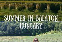 Balaton summer