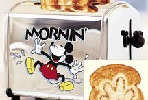 Kitchen - Mickey and Minnie Mouse