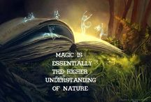 Magical nature / Fantasy, nature