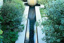 fountain of oil