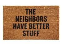 DIY: Doormats & Rugs