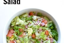 Salad / by Amy Lair Potts
