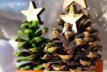 Deko Winter/Weihnachten