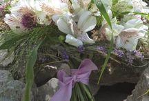 letnie bukiety / summer bouquets