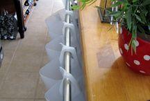 Reuse plastic for storage