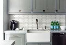 Szürke 50 árnylata a konyhában  - 50 shades of gray in the kitchen / A szürke egy praktikus szín