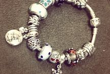 pandora bracelet & charms / charms
