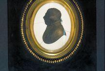 portret cieniowy