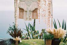 party like...Boho // Boho wedding style / Feiern im Boho-Stil ist gerade total angesagt: Ob als DIY Party Deko oder für eine Boho Hochzeit - hier findest Du viele Ideen für den Bohemian Stil.