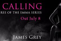 Her Calling / Everything to do with Emma's second book, including any photos that may be reminiscent of certain scenes within it!