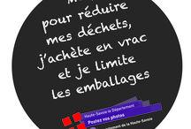 #SERD / A l'occasion de la Semaine Européenne des Déchets 2014, le Département de la Haute-Savoie vous invite à découvrir [1jour1geste], des idées pour réduire nos déchets!