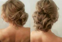 Bridal Hair by Aleksandr Shevchuk