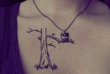 Tattoos  / by April Wren