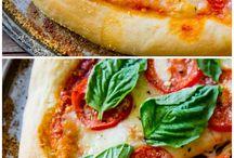 Pizza oven / Pizza