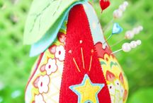 Pincushions & pinkeeps
