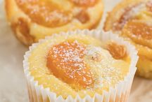Desserts with sugar