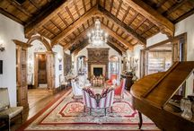 The Gathering Space / Luxury Living Rooms