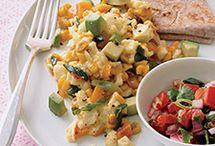 Healthy Edibles-Breakfasts / by Deborah G.