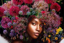 Beauty Flower  Woman