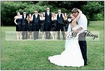 wedding picture inspiration  / by Sarah Stacherski