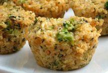 empadas low carb  de quinoa