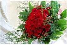 Red rose bouquet / Red rose bouquet・赤い薔薇の花束