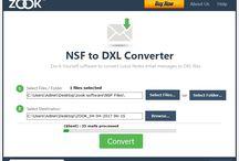 NSF to DXL Converter