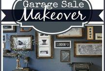 Garage Sale Makeover