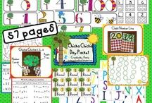 Preschool book based activities