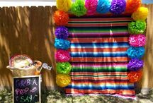 Mexican Themed Party