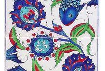 Çini sanatı