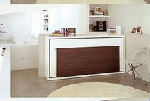 HOME - Small Spaces Furniture space saving