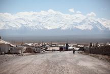 Kyrgyzstan / From Bishkek to Sary-Tash.