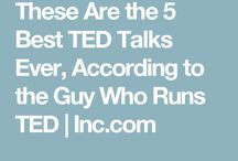 TED/ Podcasts