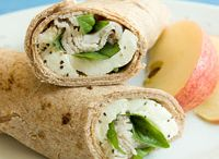 Food - sandwich or wrap