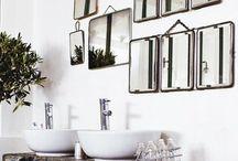 Lovely bathrooms