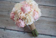bouquet rosa antico