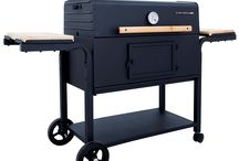 MY GRILLS / Gas, charcoal, wood - I don't discriminate. Here are the grills I'm using right now.