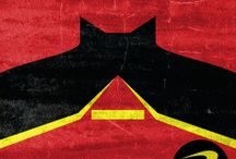 Robin , red hood , nightwing / Robin , red hood , nightwing