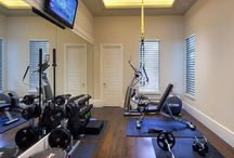 Small Home Gym/ Gym Room